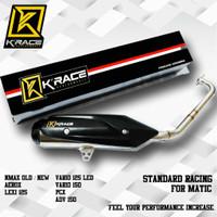 Knalpot New Nmax 2020 / Knalpot Krace standar racing
