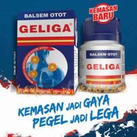 Balsem Otot Geliga anti Pegal Linu Encok 40gr