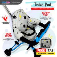 Alas Stroller Mini Trike / Alas Trike / Trike Pad / Alas Sepeda Bayi
