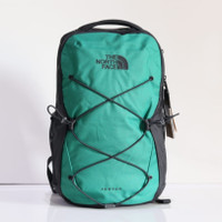 Tas Ransel The North Face Jester Backpack Green Black Original