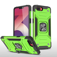 Asus Zenfone Max 4 Pro Zc554kl RUGBOX Army Military Ring Armor Case
