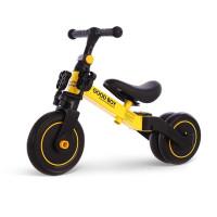 Sepeda Skuter Scooter Anak Good Boy Balance Bike 3 in 1 Roda 3 - Kuning
