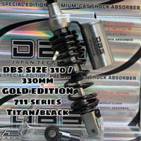 shock dbs model g series gold edition 310/330mm vario 125/150,mio old