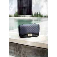 Flicka Sling Bag V5 | Tas Wanita Flicka - Black