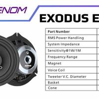 venom car audio speaker coaxial exodus agya ayla
