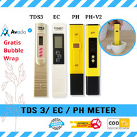 TDS Meter - Alat Pengukur Hidroponik TDS3 TDS EC Ukur Kualitas Air