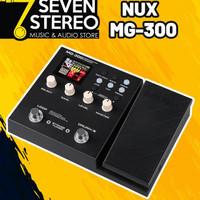 Nux Mg300 Mg 300 Mg-300 Guitar Modelling Processor Efek Digital Best