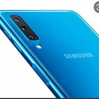 samsung galaxy a7 2018 4 64 gb blue resmi