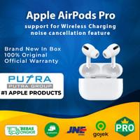 (RESMI) Apple Airpods Pro Airpod Air Pods Wireless MWP22 IBOX SEGEL - NO DUST PROOF, RESMI INTER