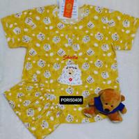 HOKI SHEILA Baju Tidur katun wanita Celana 3/4 (baby sheep)
