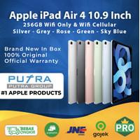 (RESMI) iPad Air 4 10.9 inch 2020 256GB 256 WIFI Cellular Cell IBOX