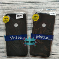 Case Black Matte Asus Max Pro M1 ZB601KL Anti Glare Soft Case