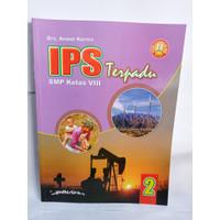 Buku IPS Terpadu SMP Kelas 8 KTSP- Dr. Anwar Kurnia