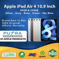 Apple iPad Air 4 2020 64GB 256GB WiFi 10.9 Inch Retina 64 256 GB 10.9