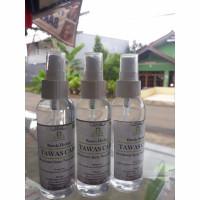 Tawas cair/deodorant spray /Bunda herbal penghilang bau badan 100ml