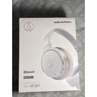 audio technica ar3bt putih white on-ear headphone