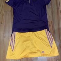 baju tennis wanita adidas