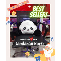 Panda Bantal Sandaran Punggung Mobil kursi kantor Sandaran ibu hamil