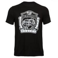 Kaos TITLE Boxing Legacy Cus D'Amato Full Crest T-shirt