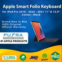 Apple Smart Keyboard Folio iPad Pro 11 & 12.9 inch 2018 & 2020 BNIB