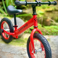 Sepeda Keseimbangan Anak Balance Bike Plus - FX01 - Red