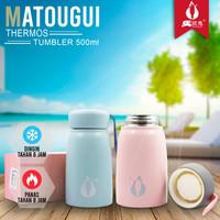Matougui Botol Minum A36321-7 350ml Termos Vaccum Cup Panas Dingin