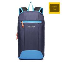 Discover Tas Ransel Kasual/Backpack Daypack-Tas Pria /Wanita - Biru
