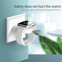 Portable Magnetic Wireless Charger Apple Watch 2 3 4 Series iwatch