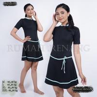 Baju Renang Rok Dewasa/.Baju Renang Perempuan Dewasa/Baju RenangDeving - DRD TOSCA, M