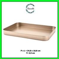 Loyang Tray Import Loyang Kue Kering Alas Oven Baking Pan Cookie Pan