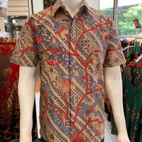 Baju Batik Pria - Danar Hadi - Big Size XXL