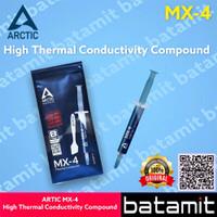 Arctic MX-4 Cooling Thermal Compound Paste 4-Gram Pasta Prosesor MX4