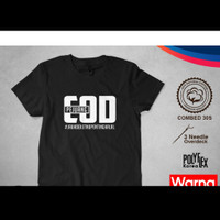 Kaos Baju Combed 30S Distro PEJUANG COD polos custom indonesia