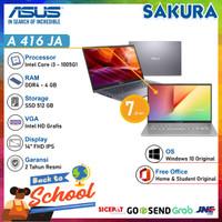 ASUS A416JA-VIPS351/-VIPS352 i3 1005G1 4GB 512GB W10+OHS 14.0VIPS