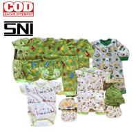 Set Baju Bayi newborn baru lahir sni tokusen ido costly calmet