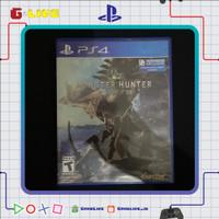 PS4 / PS 4 Monster Hunter World