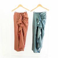 rok kebaya modern songket panjang lula