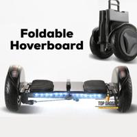Hoverboard Lipat Foldable Smart Balance Wheel 10inch Lipat.
