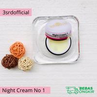 Krim Malam Pemutih Wajah Essential No 1 - Night Cream Essential