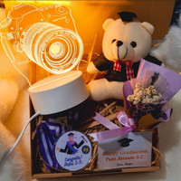Hampers Wisuda Apple / Gift Box Graduation / Kado Kelulusan