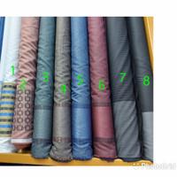 Kain katun india/bahan katun untuk baju koko dan gamis pria wanita