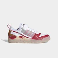 Sepatu Sneakers Adidas Forum Low Scary Clown Original - G55617