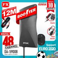 ANTENA TV Digital Indoor Outdoor Antene PX DA 5900 B