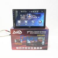 TV MOBIL HEADUNIT DOUBLEDIN UNIVERSAL MP5 DHD-4300 BODY PANJANG