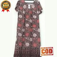 Daster Wanita Baju Tidur Motif Cantik Batik Solo BL
