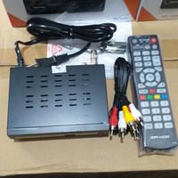 Set Top Box STB Dvbt2 Receiver Antena Lokal Digital Draco
