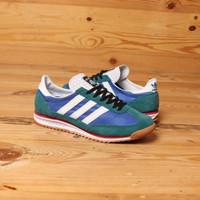Sepatu Adidas SL 72 Noah Blue Core White Lush Red