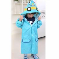 Mantel Mantol Baju Jas Hujan Anak Balita Funny raincoat