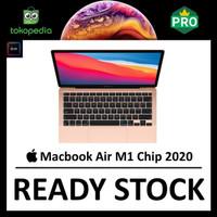 Apple MacBook Air M1 Chip 2020 8GB 13 256GB / 512GB GOLD GRAY SILVER