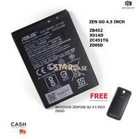Free Backdoor Zen GO 4.5 - Baterai Asus Zenfone Go 4.5 Inch Z00SD